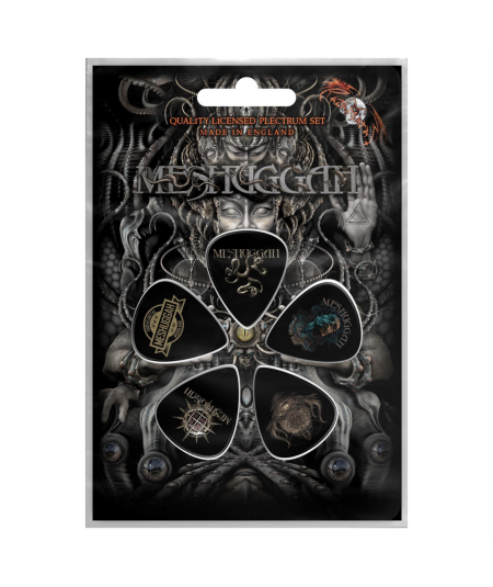 Pene Chitara Meshuggah: Musical Deviance