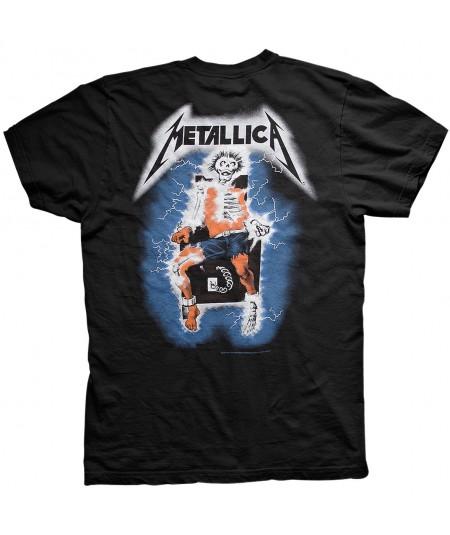Tricou Unisex Metallica: Ride The Lightning
