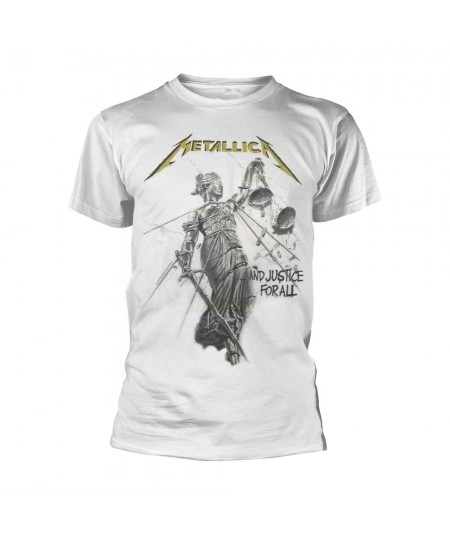 Tricou Unisex Metallica: ... And Justice For All