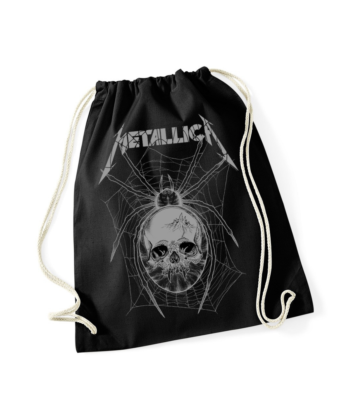 Rucsac Sport Metallica: Grey Spider