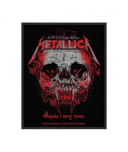Patch Metallica: Wherever I May Roam