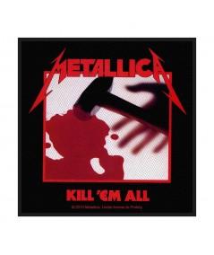 Patch Metallica: Kill 'Em All