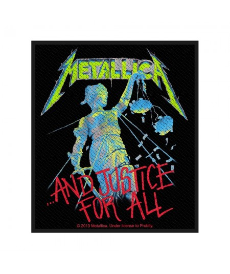 Patch Metallica: ...And Justice For All