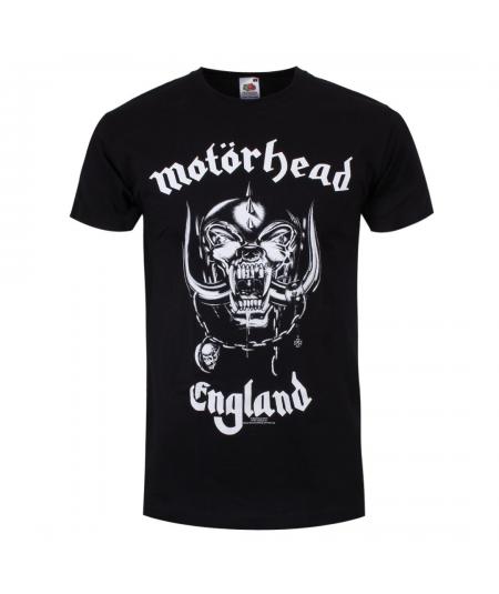 Tricou Unisex Motorhead: England