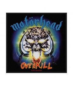 Patch Motorhead: Overkill