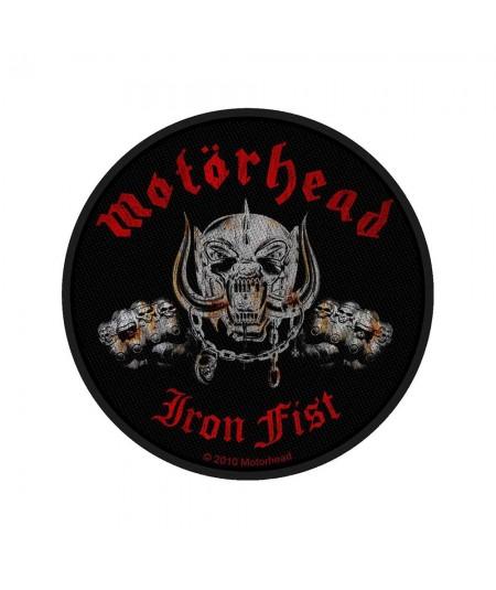 Patch Motorhead: Iron Fist/Skull