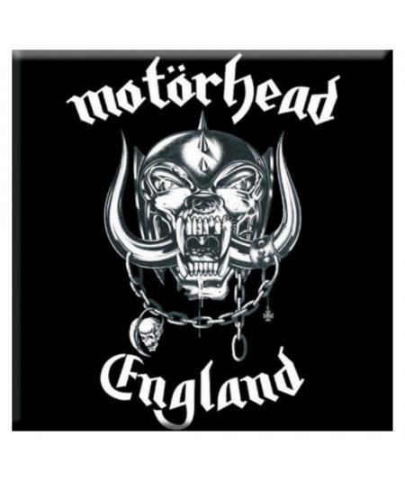 Magnet Motorhead: England