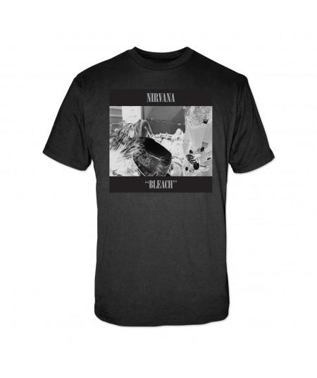 Tricou Unisex Nirvana: Bleach