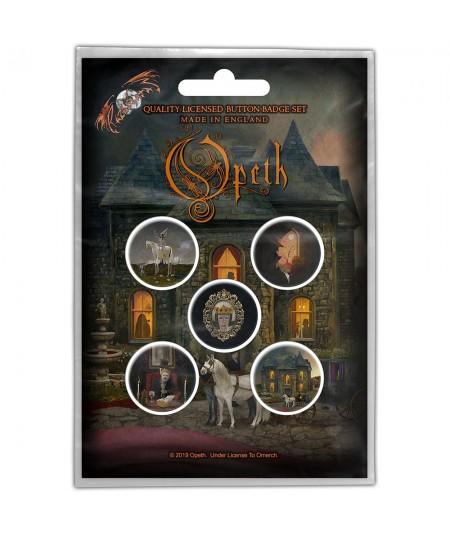 Insigne Opeth: In Cauda Venenum