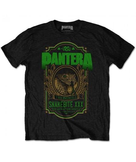 Tricou Unisex Pantera: Snakebite XXX Label