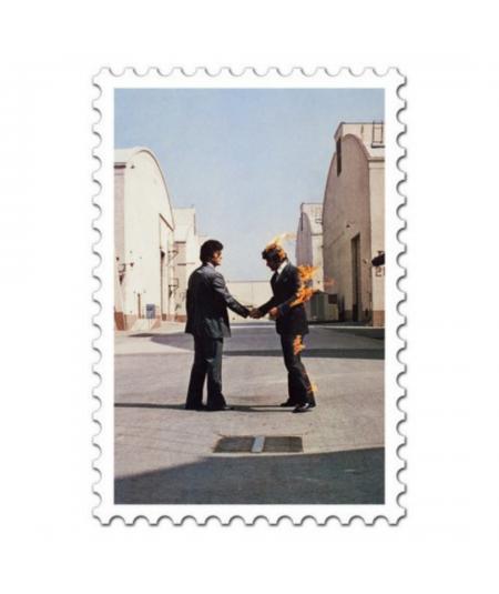 Carte Postala Pink Floyd: Wish You Were Here