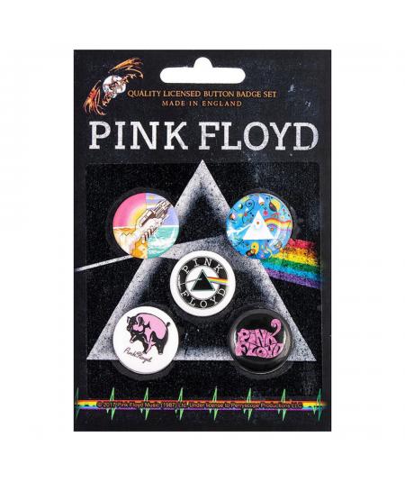Insigne Pink Floyd: Prism