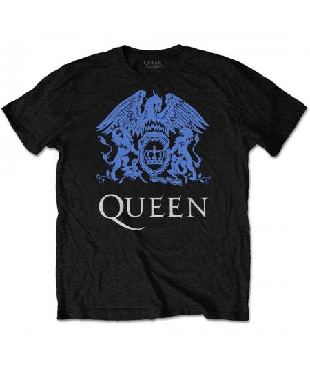 Tricou Unisex Queen: Blue Crest