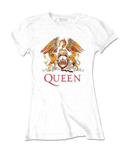 Tricou Dama Queen: Classic Crest