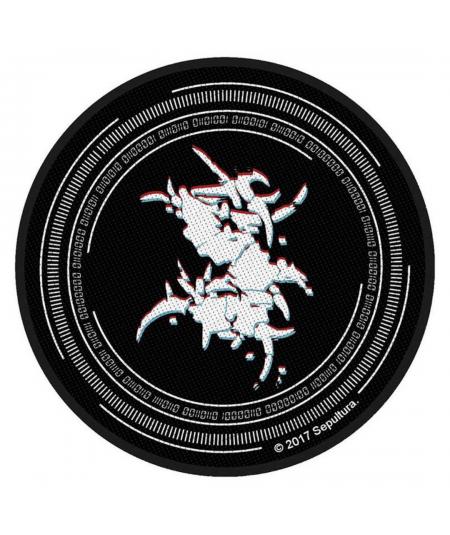 Patch Sepultura: Binary Circular