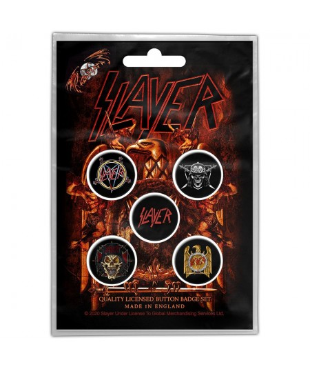Insigne Slayer: Eagle