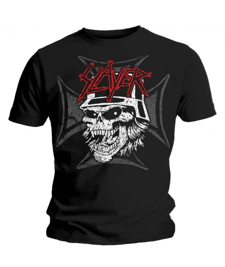 Tricou Unisex Slayer: Graphic Skull