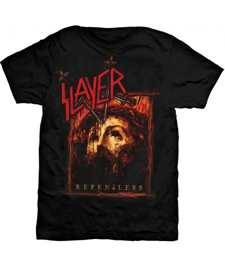 Tricou Unisex Slayer: Repentless Rectangle