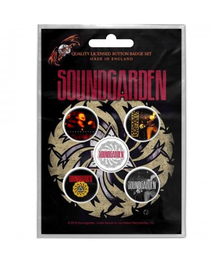 Insigne Soundgarden: Badmotorfinger