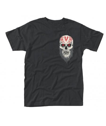 Tricou Unisex Vikings: Skull