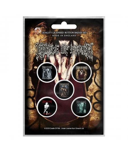 Insigne Cradle Of Filth: Albums