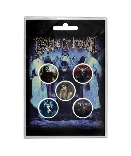Insigne Cradle Of Filth: Cryptoriana