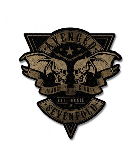Patch Avenged Sevenfold: Orange County Cut-Out