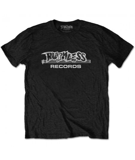Tricou Unisex N.W.A: Ruthless Records Logo