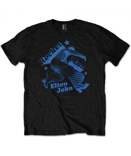 Tricou Unisex Elton John: Rocketman Jump