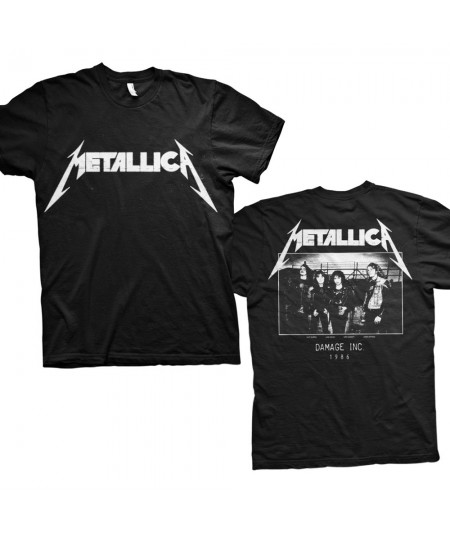 Tricou Unisex Metallica: Master of Puppets Photo