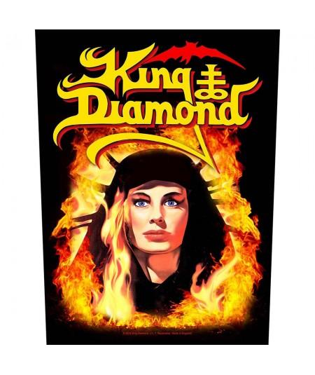 Back Patch King Diamond: Fatal Portrait