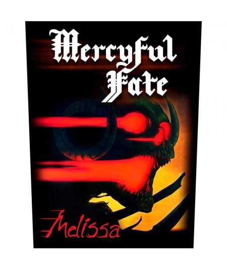 Back Patch Mercyful Fate: Melissa