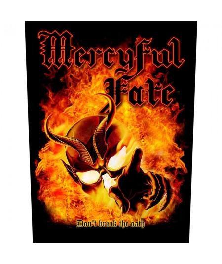Back Patch Mercyful Fate: Don't Break The Oath