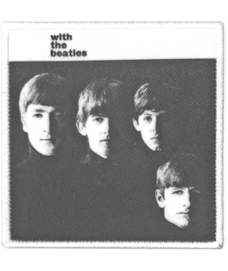 Patch The Beatles: With the Beatles Album Cover