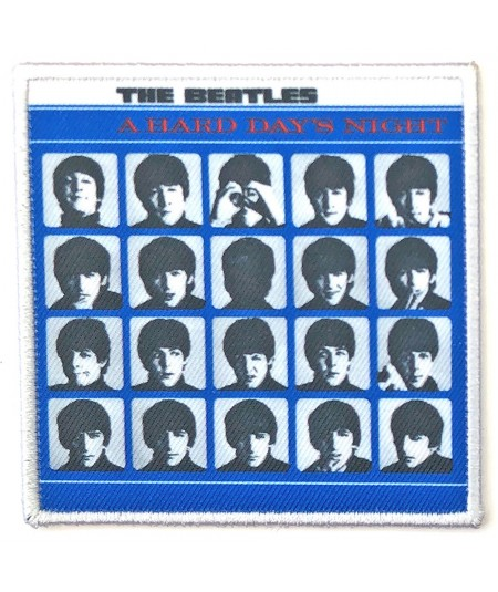 Patch The Beatles: A Hard Days Night Album Cover