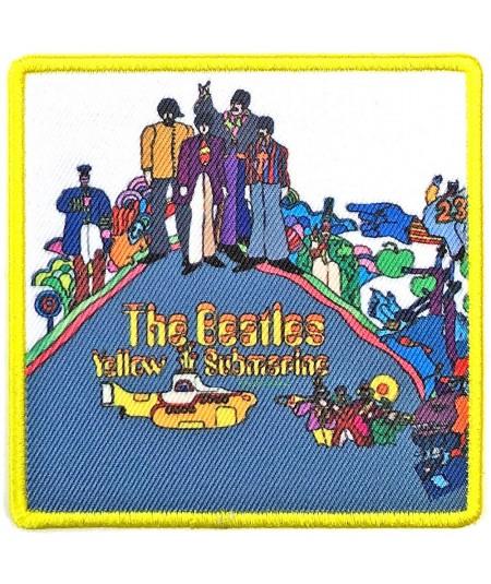 Patch The Beatles: Yellow Submarine Album Cover
