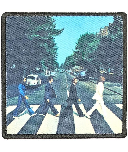 Patch The Beatles: Abbey Road Album Cover