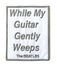 Patch The Beatles: While My Guitar Gently Weeps