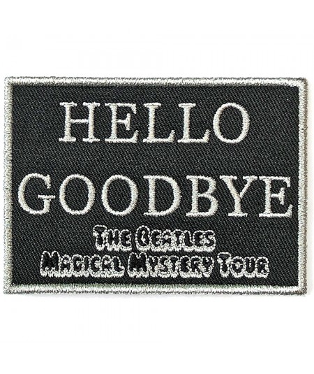 Patch The Beatles: Hello Goodbye
