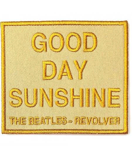 Patch The Beatles: Good Day Sunshine