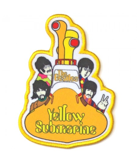 Patch The Beatles: Yellow Submarine All Aboard