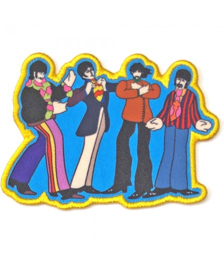 Patch The Beatles: Yellow Submarine Sub Band