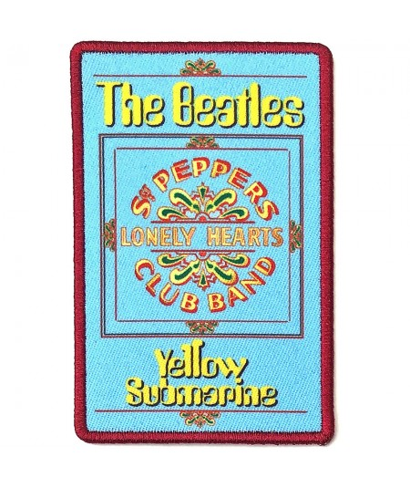 Patch The Beatles: Yellow Submarine Lonely Hearts