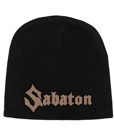 Caciula Sabaton: Logo