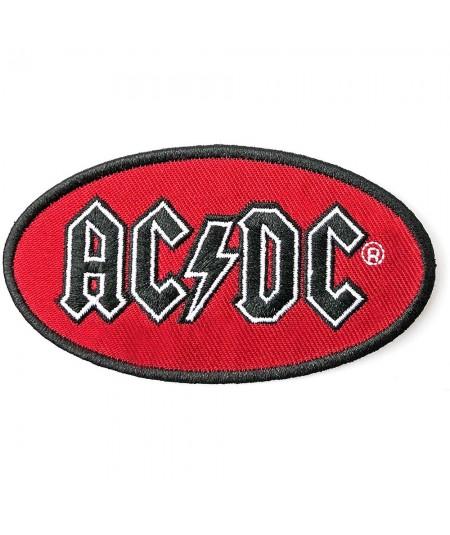 Patch AC/DC: Oval Logo