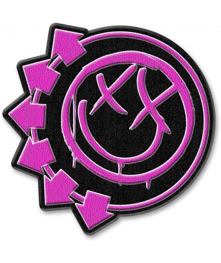Patch Blink-182: Pink Neon Six Arrows