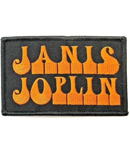 Patch Janis Joplin: Logo