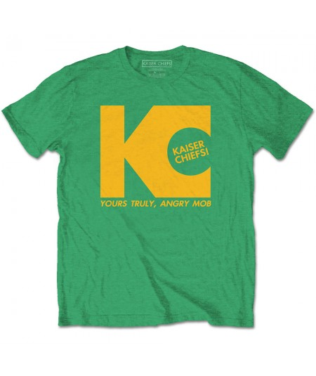 Tricou Unisex Kaiser Chiefs: Yours Truly