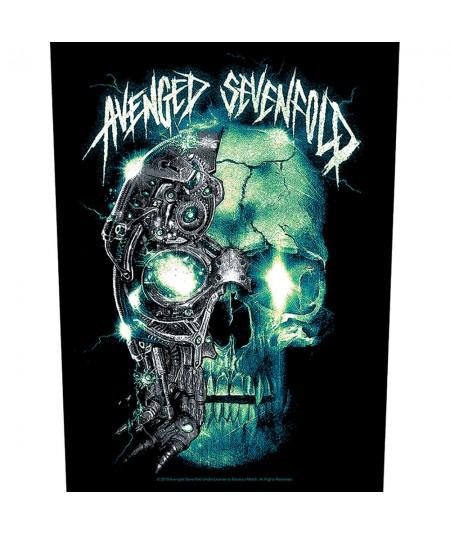Back Patch Avenged Sevenfold: Mechanical Skull