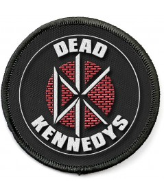 Patch Dead Kennedys: Circle Logo